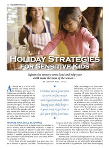 Image of holiday article